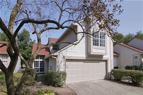 Photo of 6450 BAYSIDE NORTH Drive, Indianapolis, IN 46250 (MLS # 21740421)