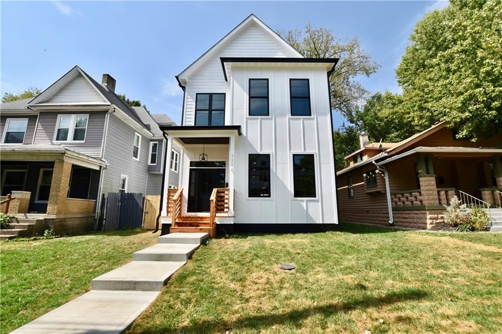 1114 Newman Street, Indianapolis, IN 46201 - #: 21670421