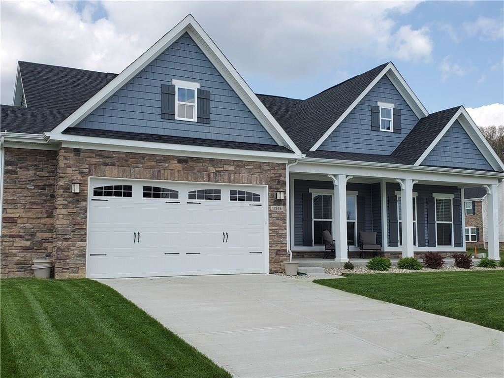 1266 Worcester Drive, Greenwood, IN 46143 - #: 21707421