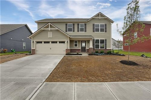 Photo of 17265 Americana Crossing, Noblesville, IN 46060 (MLS # 21702422)