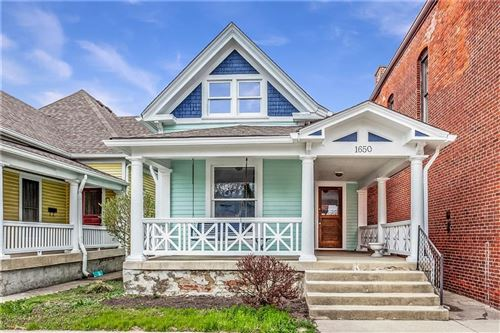 Photo of 1650 English Avenue, Indianapolis, IN 46201 (MLS # 21703422)