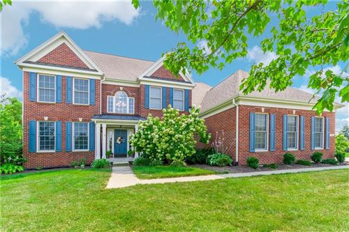 Photo of 3965 Stonington Place, Zionsville, IN 46077 (MLS # 21731423)