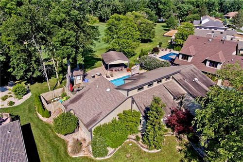 Photo of 2150 Woodsway Drive, Greenwood, IN 46143 (MLS # 21801423)