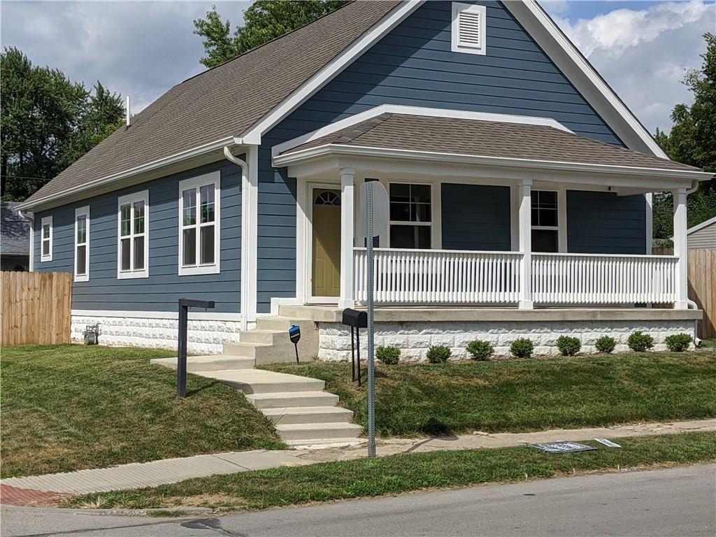 1402 East Minnesota Street, Indianapolis, IN 46203 - #: 21736423