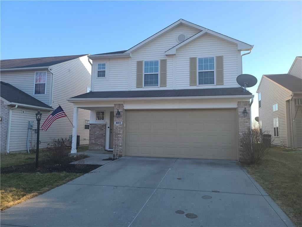 4011 Village Trace Boulevard, Indianapolis, IN 46254 - #: 21769423