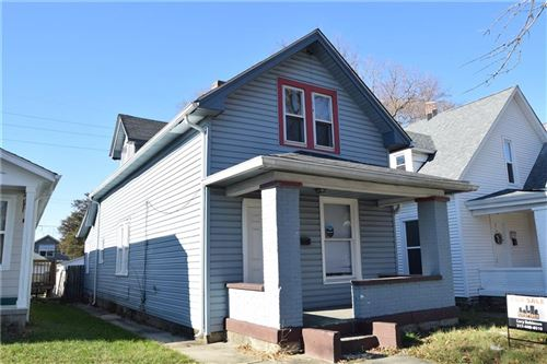 Photo of 28 North DENNY Street, Indianapolis, IN 46201 (MLS # 21684424)