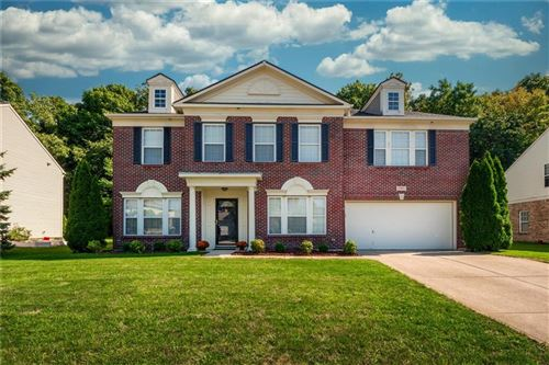 Photo of 5885 Magnificent Lane, Indianapolis, IN 46234 (MLS # 21819424)