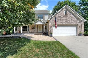 Photo of 9865 Covington, Fishers, IN 46037 (MLS # 21666425)
