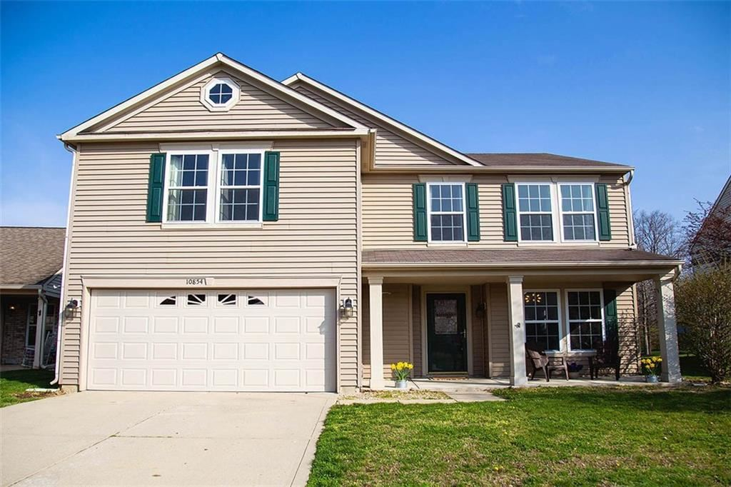 10854 Cyrus Drive, Indianapolis, IN 46231 - #: 21703425
