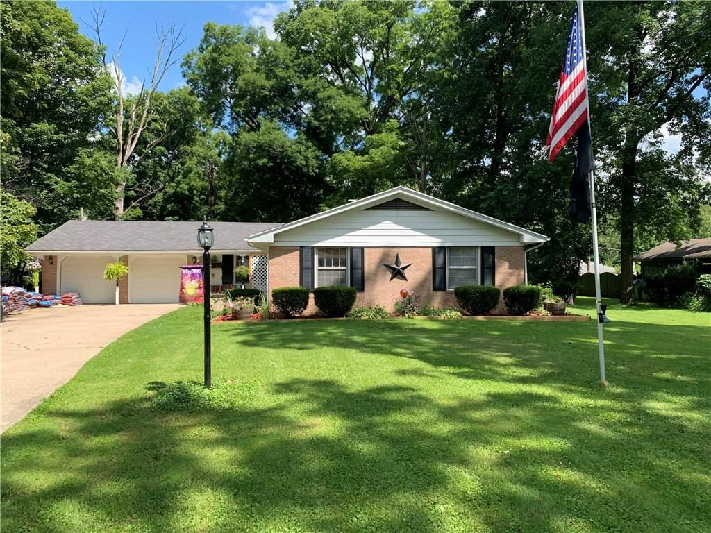 1316 Ranike Drive, Anderson, IN 46012 - #: 21730425