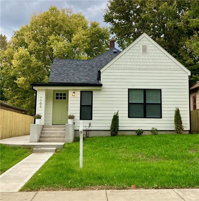 1102 Newman Street, Indianapolis, IN 46201 - #: 21735425