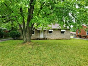 Photo of 3913 North BOLTON, Indianapolis, IN 46226 (MLS # 21653426)