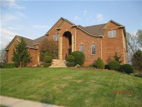 Photo of 4703 CRESCENT RIDGE Lane, Brownsburg, IN 46112 (MLS # 21708426)