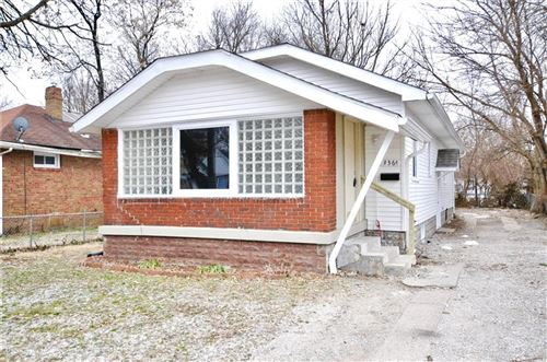 Photo of 3364 FOREST MANOR Avenue, Indianapolis, IN 46218 (MLS # 21690427)