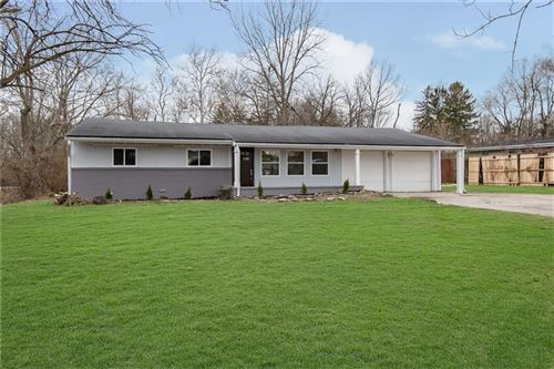 Photo of 4628 North Bolton Avenue, Indianapolis, IN 46226 (MLS # 21699427)