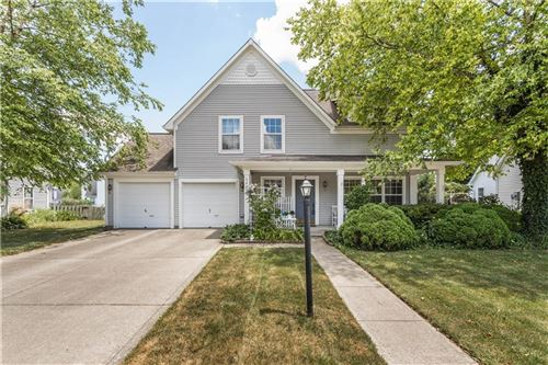 Photo of 5467 LONGVIEW Drive, Noblesville, IN 46062 (MLS # 21721427)