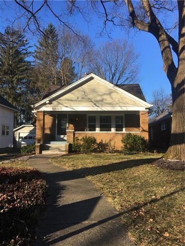 Photo of 5428 BROADWAY Street, Indianapolis, IN 46220 (MLS # 21755427)