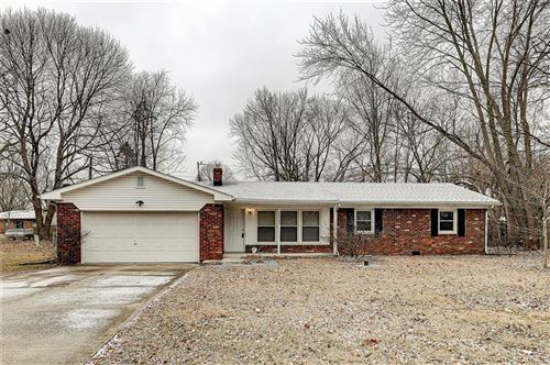 Photo of 3532 West 55th Street, Indianapolis, IN 46228 (MLS # 21761427)