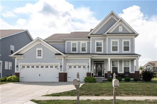 Photo of 7808 Gray Eagle Drive, Zionsville, IN 46077 (MLS # 21813427)