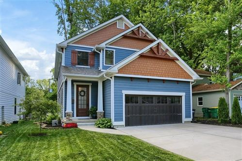 Photo of 665 Academy Drive, Zionsville, IN 46077 (MLS # 21720428)