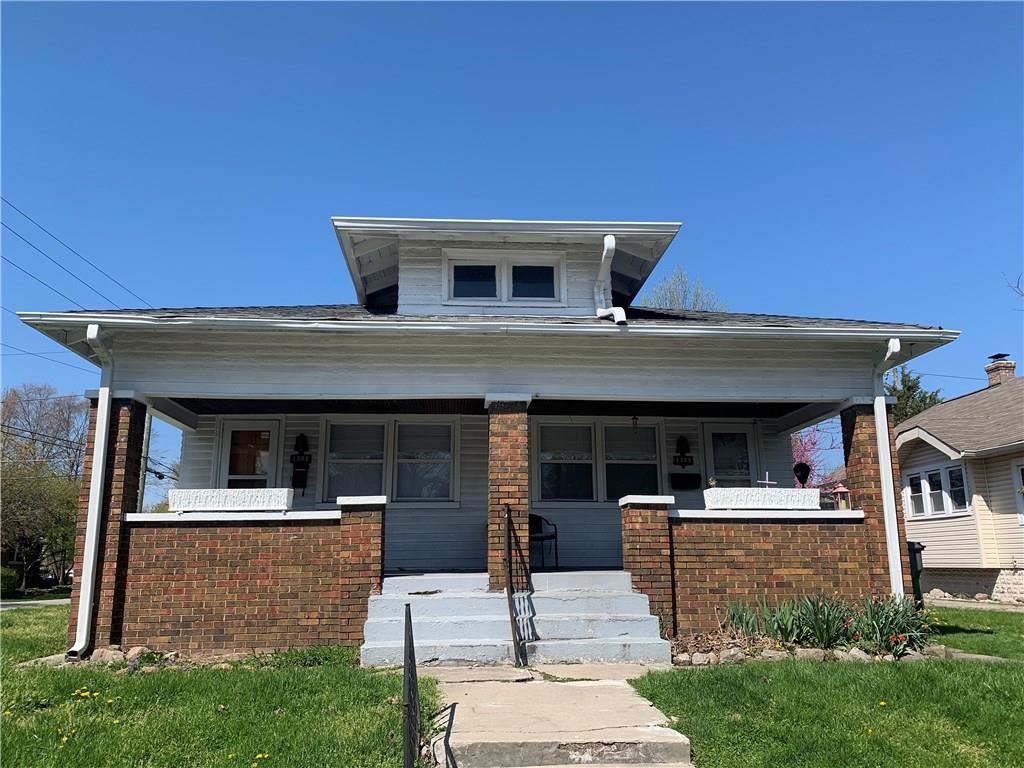 1302 North Linwood Avenue, Indianapolis, IN 46201 - #: 21706430