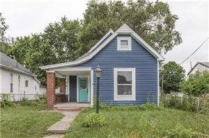 Photo of 224 South Randolph, Indianapolis, IN 46201 (MLS # 21656431)