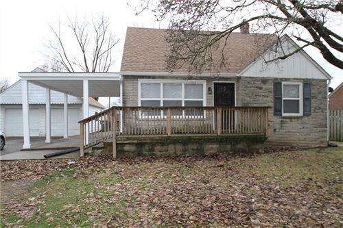 Photo of 7139 E 11th Street, Indianapolis, IN 46219 (MLS # 21813431)