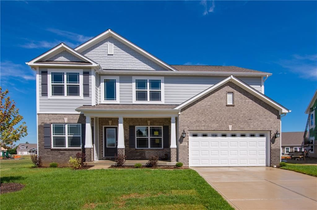 7220 Silverwood Court, Indianapolis, IN 46259 - #: 21734431