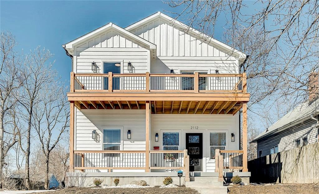 2112 East 12th Street, Indianapolis, IN 46201 - #: 21763432