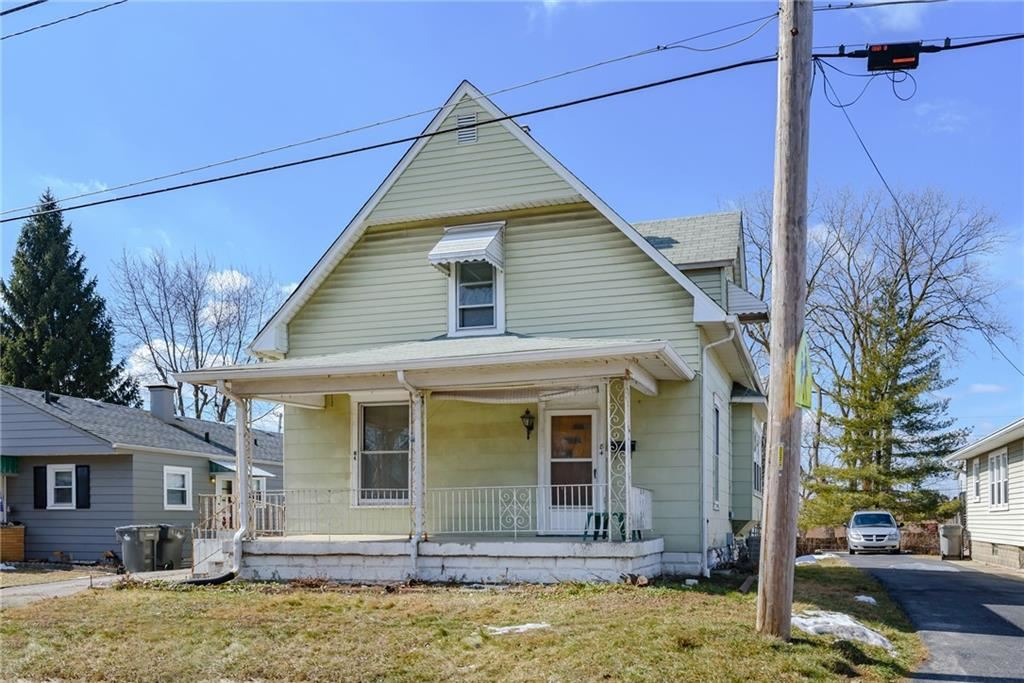 84 South Kitley Avenue, Indianapolis, IN 46219 - #: 21769432