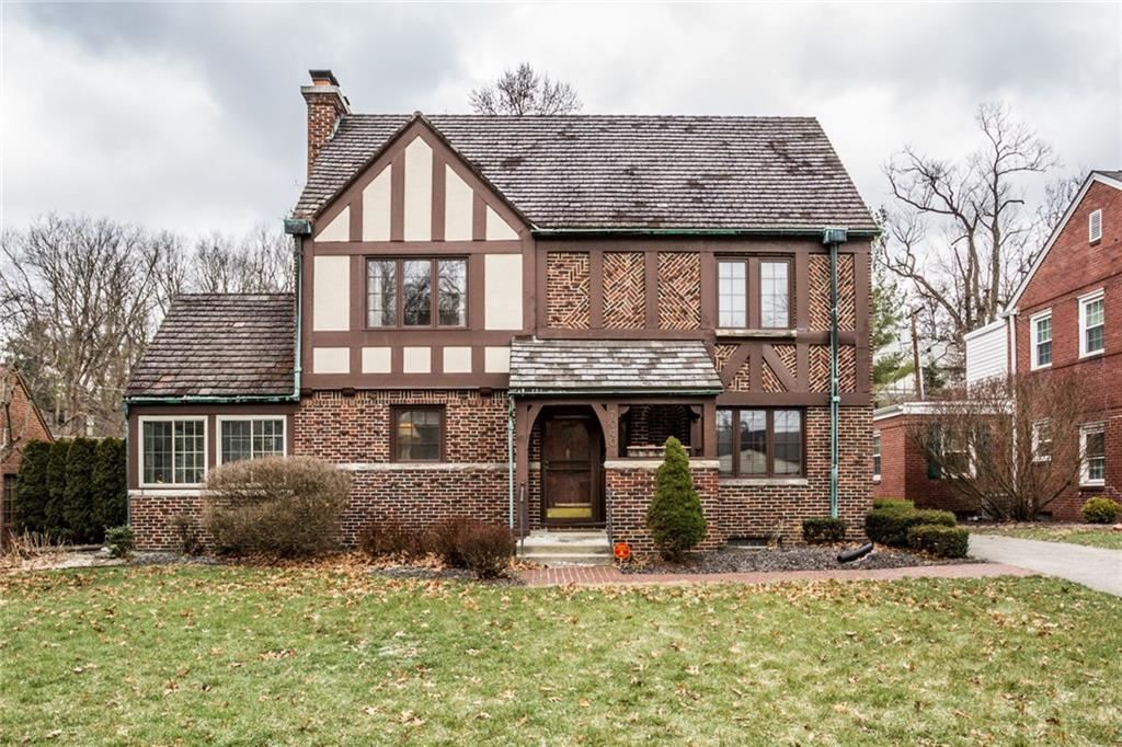 7040 WARWICK Road, Indianapolis, IN 46220 - #: 21690433