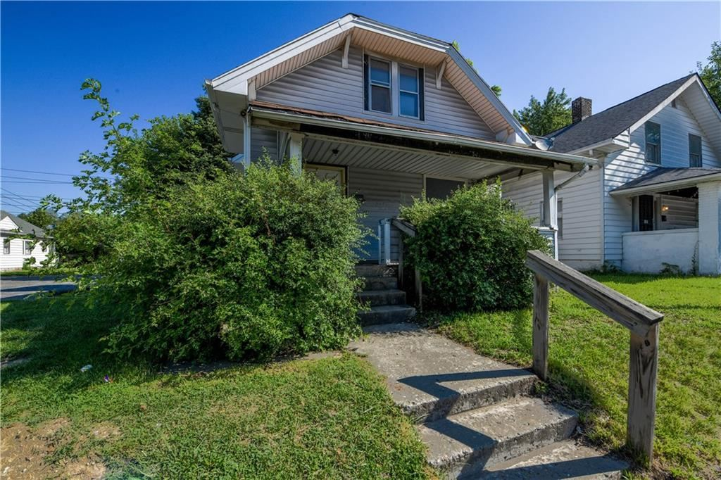 Photo of 4110 East 10th Street, Indianapolis, IN 46201 (MLS # 21730433)