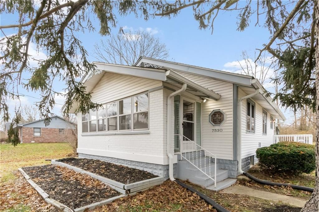 7530 Combs Road, Indianapolis, IN 46237 - #: 21684434