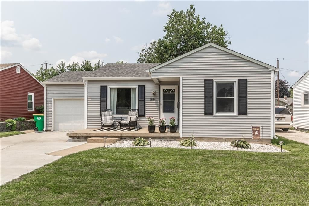 1844 N WHITCOMB Avenue, Speedway, IN 46224 - MLS#: 21800434