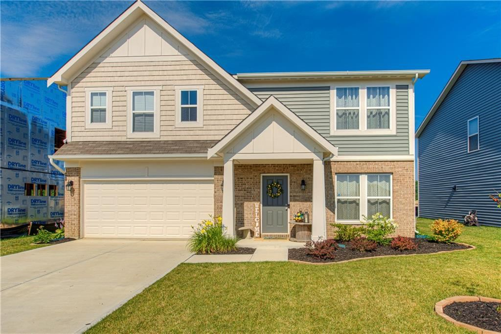 4328 Blue Note Drive, Indianapolis, IN 46237 - #: 21723435