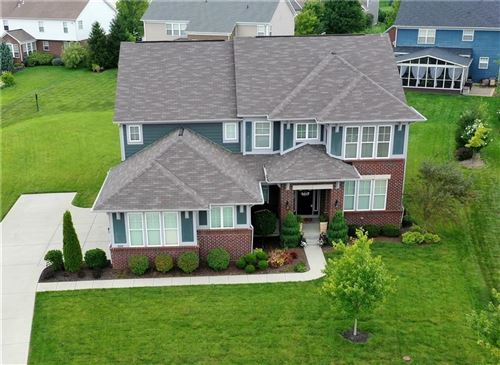 Photo of 15396 McClarnden Drive, Fishers, IN 46040 (MLS # 21798437)
