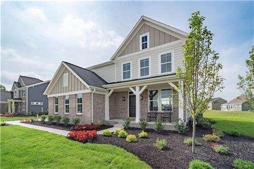 Photo of 1365 Graham Court, Greenfield, IN 46140 (MLS # 21808437)