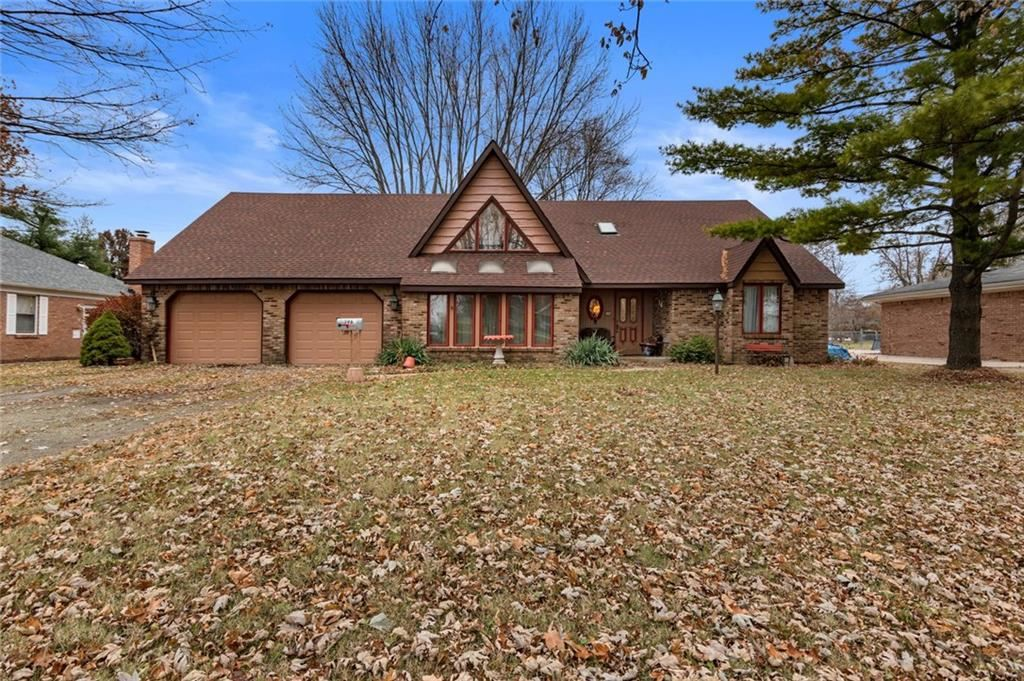 396 West 500 S, Anderson, IN 46013 - #: 21683438