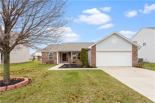 Photo of 12282 Titans Drive, Fishers, IN 46037 (MLS # 21684439)