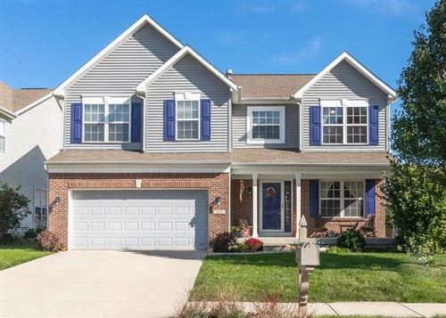 Photo of 7829 Andaman Drive, Zionsville, IN 46077 (MLS # 21740440)