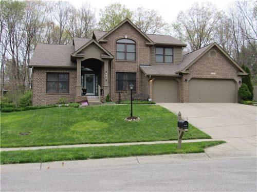 Photo of 5783 Rolling Pines Court, Indianapolis, IN 46220 (MLS # 21779440)