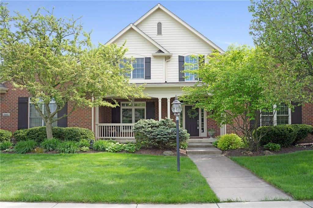 9889 Buttondown Lane, Zionsville, IN 46077 - #: 21639440