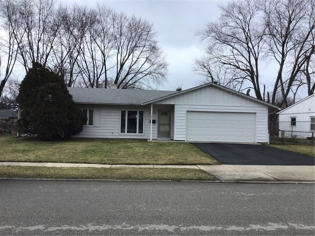 2620 North Bazil Avenue, Indianapolis, IN 46219 - #: 21695441