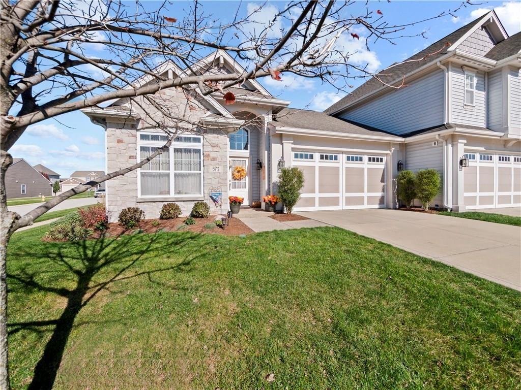 572 Beehler Drive, Whiteland, IN 46184 - #: 21750441