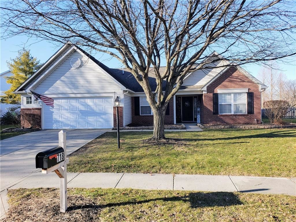 718 Homestead Way, Brownsburg, IN 46112 - #: 21761441