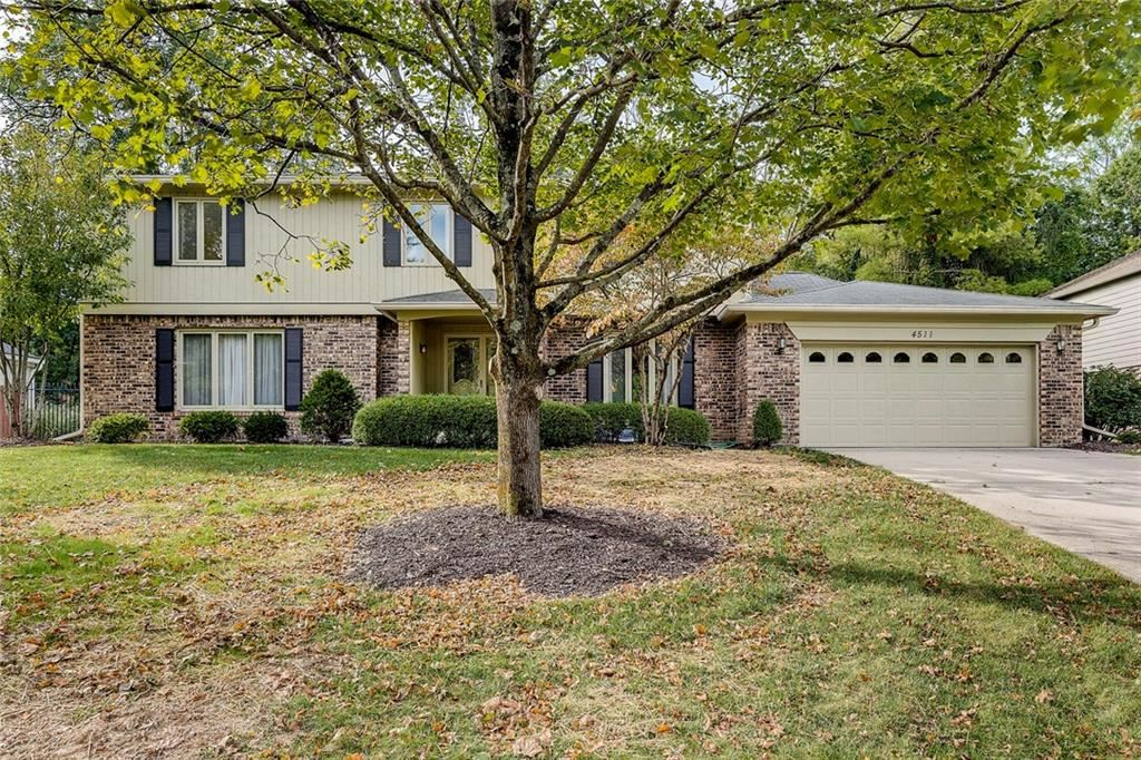 4511 Briarwood Drive, Indianapolis, IN 46250 - #: 21671442