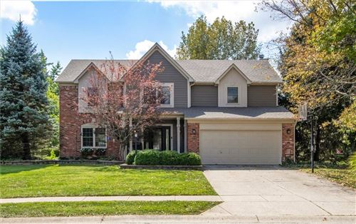 Photo of 8601 Lantern Farms Drive, Fishers, IN 46038 (MLS # 21811443)