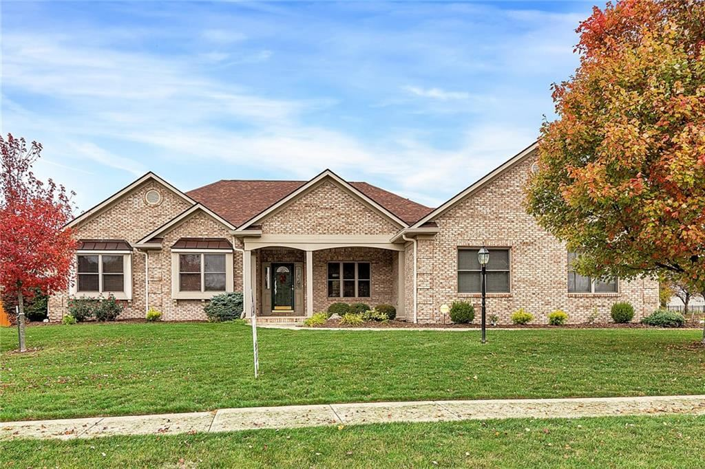 145 North Muirfield Circle, Lebanon, IN 46052 - #: 21678443