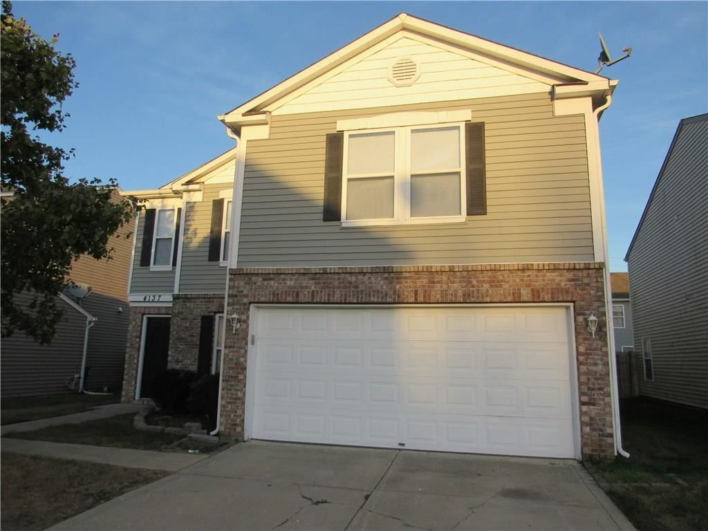 4137 CONGAREE Drive, Indianapolis, IN 46235 - #: 21742443