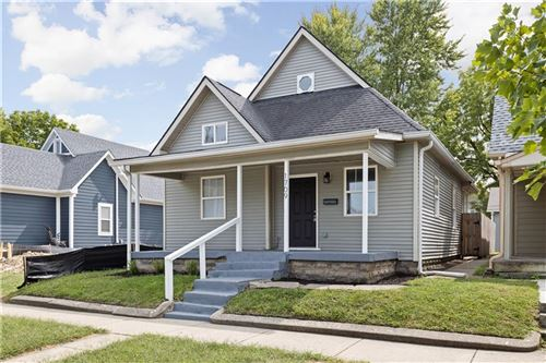 Photo of 1709 Hoyt, Indianapolis, IN 46203 (MLS # 21737444)